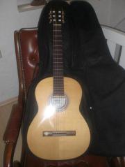 Handgefertigte Klassik Gitarre