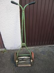 Handrasenmäher / Spindelmäher / Spindelrasenmäher