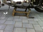 Harley Davidson Motorradständer