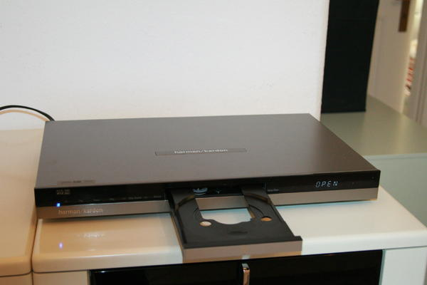 Harman Kardon HIFI - » DVD-Player und -Rekorder
