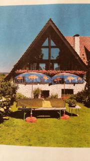 Haus mit Landhausstiel