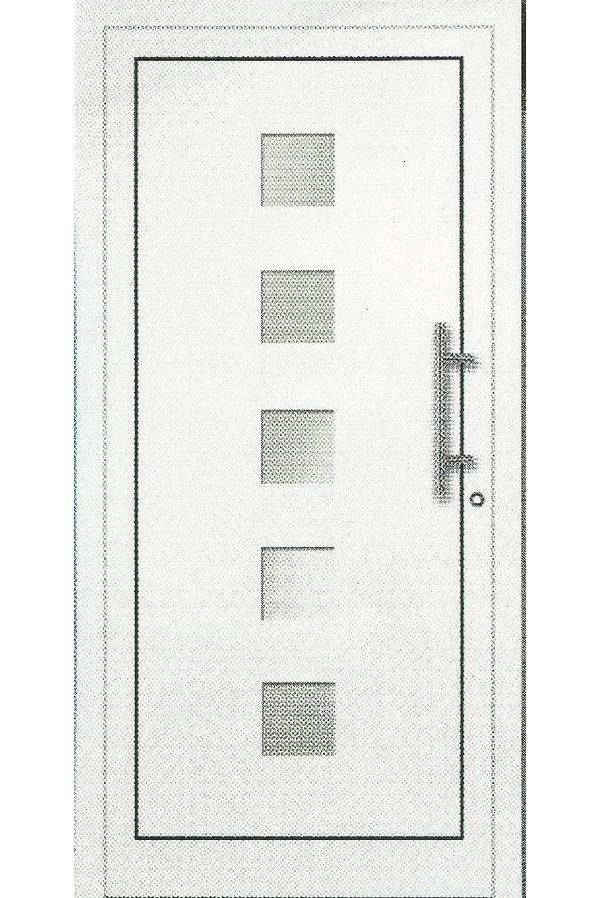 haust r eingangst r t r alu incl einbau montage neu in v hringen t ren zargen tore. Black Bedroom Furniture Sets. Home Design Ideas