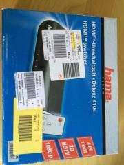HDMI Umschaltpult Deluxe