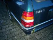 Heckleuchten Mercedes E-