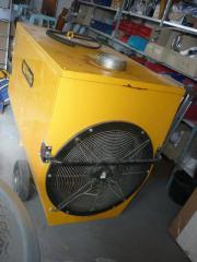 Heißluftturbine WILMS gebraucht