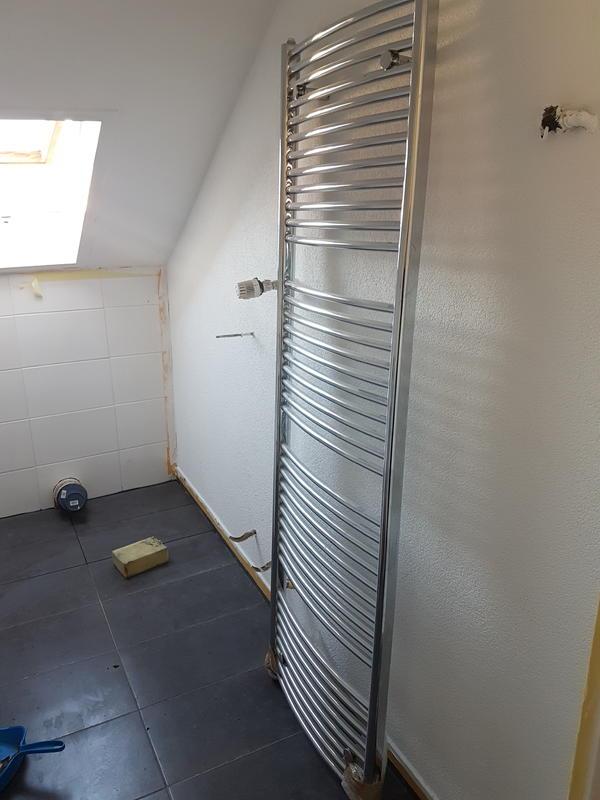 heizk rper chrom 1 jahr genutzt meter in fellbach. Black Bedroom Furniture Sets. Home Design Ideas