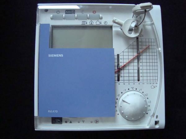 Heizungssteuerung Siemens Neuwertig Elektro Heizungen