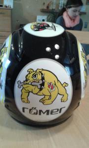 Helm Motorradhelm Römer