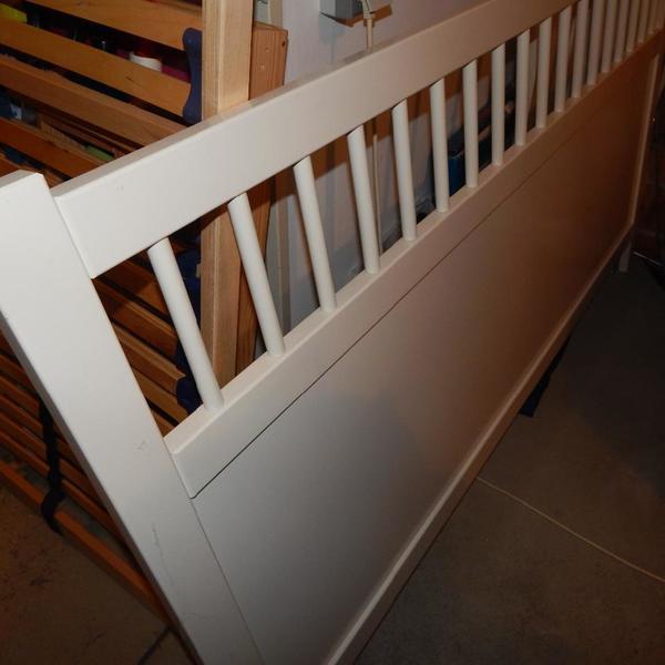 hemnes doppelbett kaufen gebraucht und g nstig. Black Bedroom Furniture Sets. Home Design Ideas