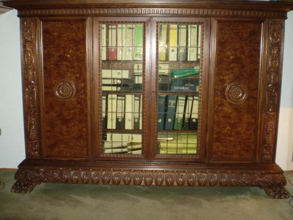 herrenzimmer italienische renaissance in speyer sonstige m bel antiquarisch kaufen und. Black Bedroom Furniture Sets. Home Design Ideas
