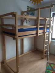 woodland hochbett verkaufe haushalt m bel gebraucht. Black Bedroom Furniture Sets. Home Design Ideas