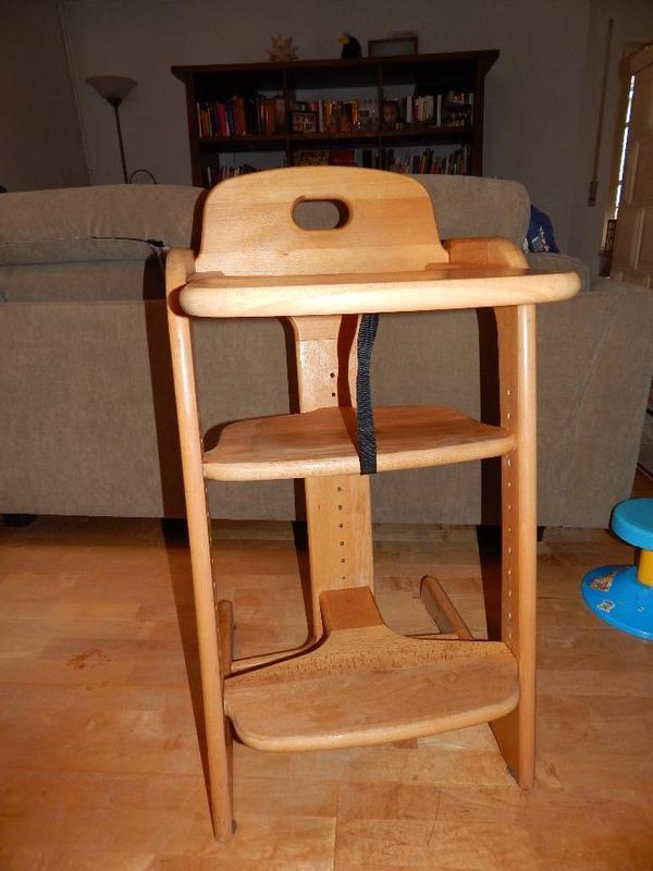 herlag hochstuhl neu und gebraucht kaufen bei. Black Bedroom Furniture Sets. Home Design Ideas