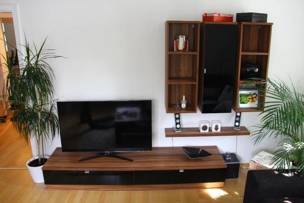 wohnwand nu baum neu und gebraucht kaufen bei. Black Bedroom Furniture Sets. Home Design Ideas