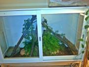 Hochwertiges Terrarium 150x90x40 (