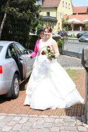 Hochzeitskleid, Gr. 40