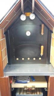 Holz - Backhaus mit