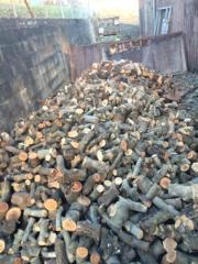 Holz Brennholz Obstholz