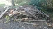 Holz, Brennholz zu