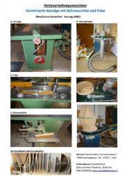 Holzbearbeitungsmaschine: Kombinierte Keissäge