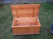 Holzkiste für Brennholz