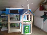 Holzpuppenhaus ca 40