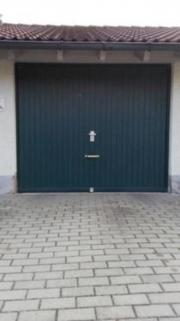 Holzschwingtor für Garage