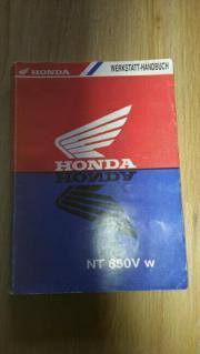 Honda NT650V w