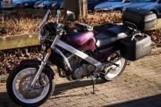 Honda NTV 650,