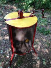 Honigschleuder 3-Waben