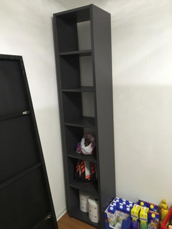 biete hier ein original h lsta regal an geh rte urspr nglich zu einer wohnwand dazu da leider. Black Bedroom Furniture Sets. Home Design Ideas