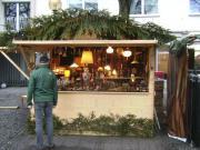 Hütte Weihnachtsmarkt Holzhütte