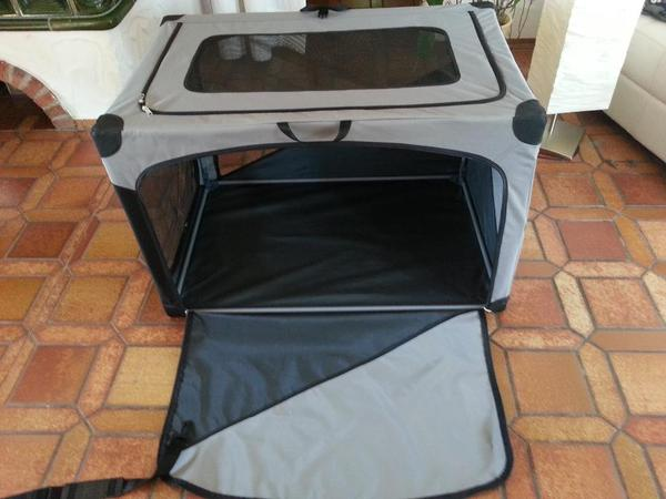 hundebox hund reisebox travellerbox anione gr e xl. Black Bedroom Furniture Sets. Home Design Ideas