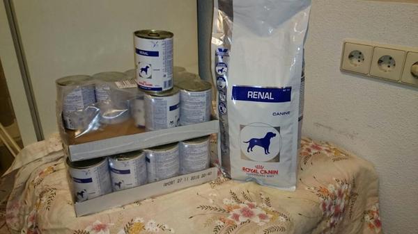 hundefutter royal canin in weil im sch nbuch hunde kaufen und verkaufen ber private kleinanzeigen. Black Bedroom Furniture Sets. Home Design Ideas