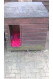 hundeh tte f r gro e hunde auf rollen in r merberg kaufen und verkaufen ber private kleinanzeigen. Black Bedroom Furniture Sets. Home Design Ideas