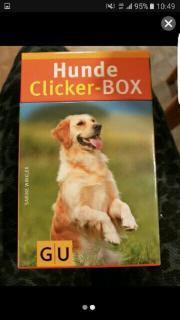 Hundespiele und clickerbox