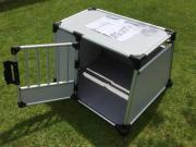 Hundetrabsportbox Alu von