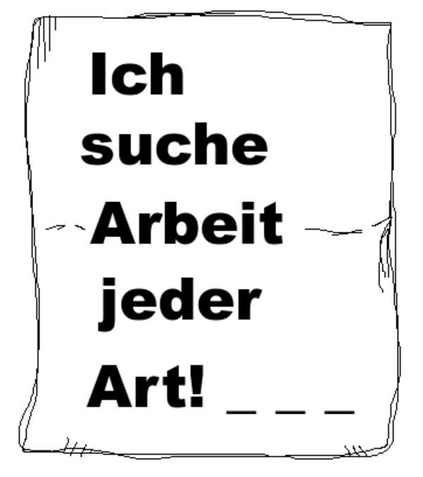 ich suche arbeit als umzugshelfer etc in frankfurt. Black Bedroom Furniture Sets. Home Design Ideas
