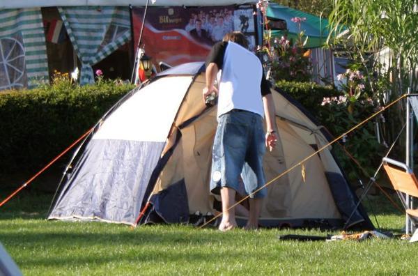 zelt camping neu und gebraucht kaufen bei. Black Bedroom Furniture Sets. Home Design Ideas