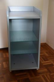 IKEA Badschrank hellblau