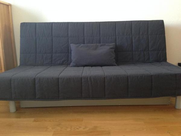 ikea beddinge schlafsofa zu verschenken in westheim. Black Bedroom Furniture Sets. Home Design Ideas