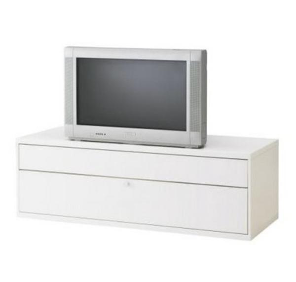 ikea bonde tv bank wei in landau ikea m bel kaufen. Black Bedroom Furniture Sets. Home Design Ideas
