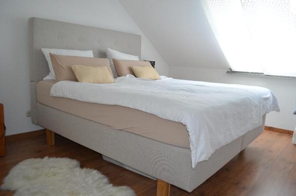 boxspringbett ikea evenskjer. Black Bedroom Furniture Sets. Home Design Ideas