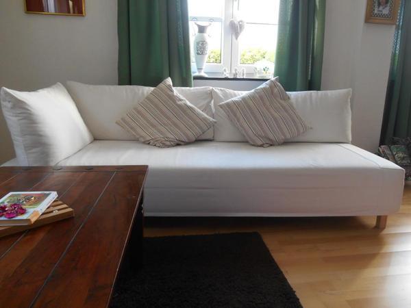 weisse couch neu und gebraucht kaufen bei. Black Bedroom Furniture Sets. Home Design Ideas