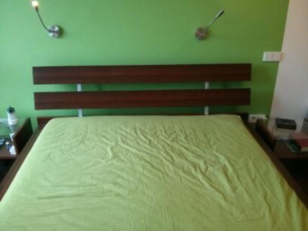 ikea doppelbett hopen breite 160 lattenroste matratze in bad sch nborn betten kaufen und. Black Bedroom Furniture Sets. Home Design Ideas