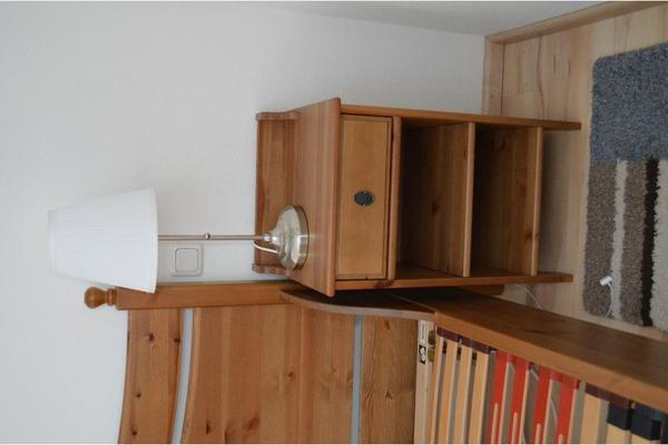 Ikea Leksvik Kinderbett Preis ~ IKEA Doppelbett LEKSVIK Massivholz ähnlich HEMNES in Hallbergmoos