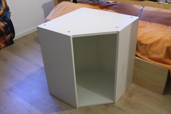 Ikea Kinderbett Gulliver Weiß ~ IKEA Eckschrank Faktum in Heppenheim  IKEA Möbel kaufen und