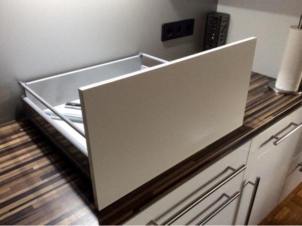 ikea faktum rationell schublade 60x53 tief mit d mpfer und. Black Bedroom Furniture Sets. Home Design Ideas