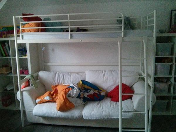 Ikea Esstisch Holz Ausziehbar ~ ikea hochbett himmelbett weiss top guenstig ikea hochbett mit