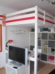 ikea hochbett stora haushalt m bel gebraucht und neu. Black Bedroom Furniture Sets. Home Design Ideas