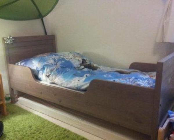 Ikea Free Standing Kitchen Island ~ Ikea Kinderbett Sundvig in Mühlhausen  Kinder Jugendzimmer kaufen